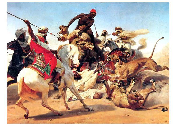 охота на львов в марокко картинки таких легкодоступных материалов