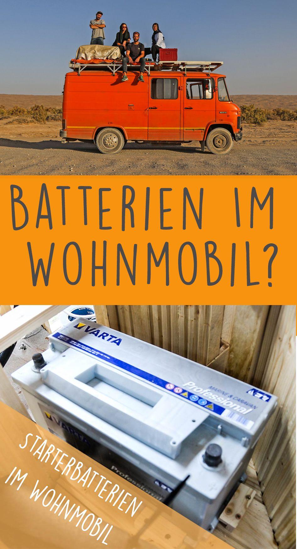 batterie wohnmobil die beste bordbatterie gibt es nicht. Black Bedroom Furniture Sets. Home Design Ideas