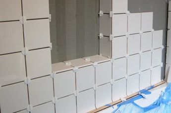 Bondera Sticky Mat For Bonding Tile Instead Of Mortar Saw This A While Ago And Thought It Might Be Nice To Try For Kitc Tiles Peel And Stick Tile Style Tile