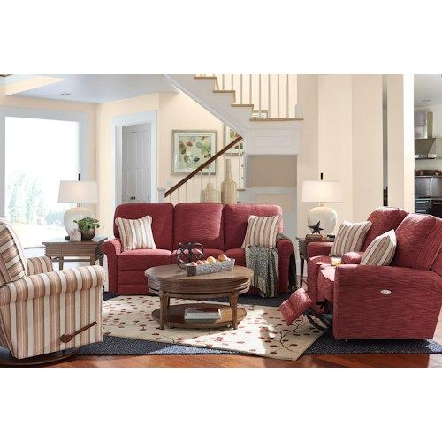 High Quality Addison Reclining Living Room Group By La Z Boy