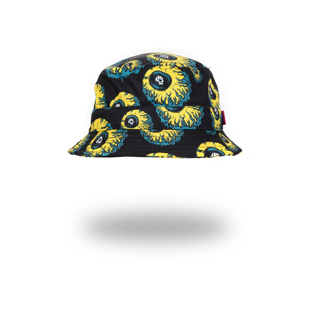 7965ad8ce82 Mishka Lamour Keep Watch Bucket Hat Black. Available at Concrete Store  Prinsestraat