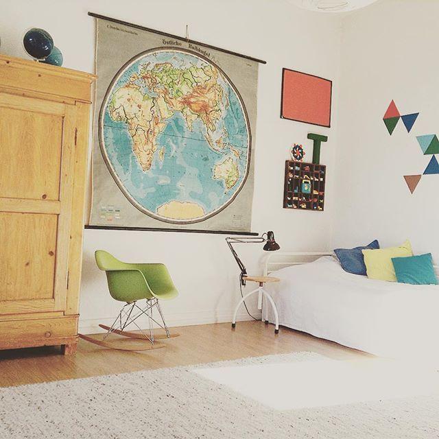 Kinderzimmer #vintage#kinderkamer#kidsroom#fisherpricevintage#altbau ...