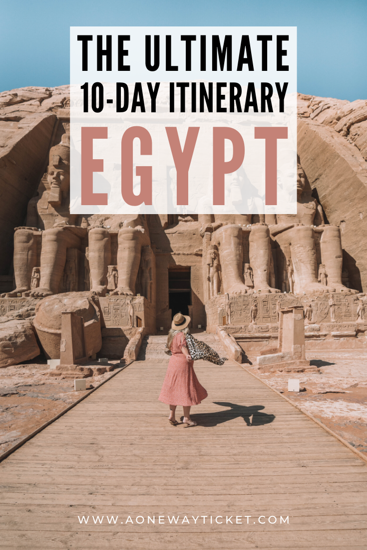 Egypt Is The Ultimate Bucket List Destination I Ve Crafted The Perfect Do It Yourself 1 2 Week Itinerary To Visit T Egypt Travel Egypt Best Countries To Visit