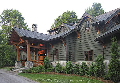 Arts And Crafts Home Exterior House Colors House Exterior House Designs Exterior