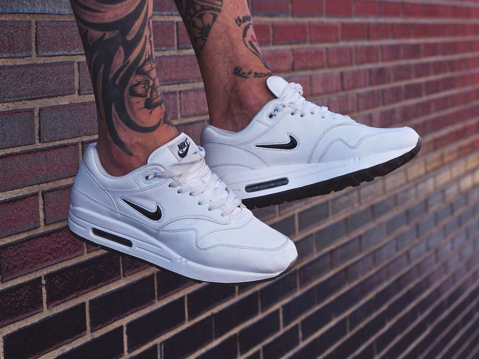 best service 51514 89081 Nike Air Max 1 Jewel Black Diamond - 2017 (by joshjo)