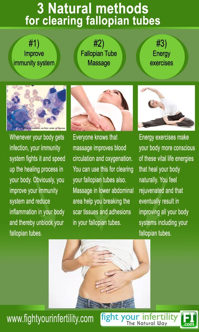 Natural Remedies For Clearing Fallopian Tubes Natural Remedies For