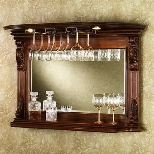 Gentil Yorktown Bar Lighted Wall Mirror   Wall Mirrors   Wall Decor   Touch Of  Class