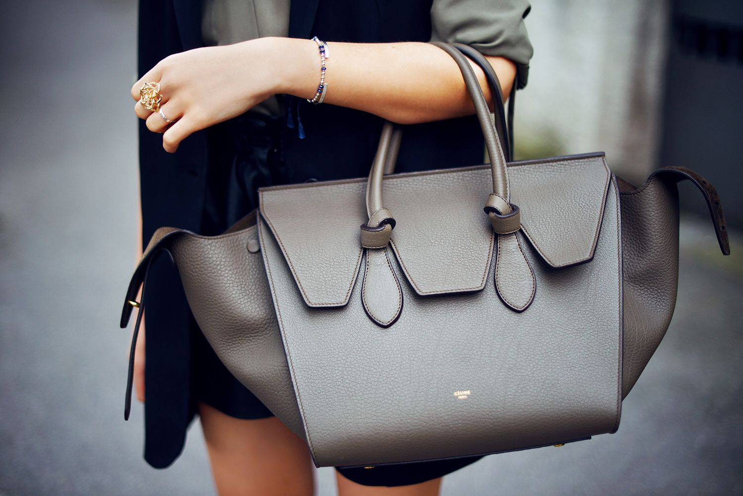 Celine Tie Tote My Bag Of The Moment