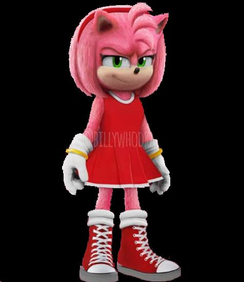 Sonic Movie Amy Rose By Joerobinette On Deviantart Sonic The Movie Amy Rose Sonic