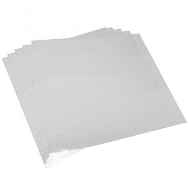 Fitted Mylar Vinyl Record Album Outer Sleeves 100 Pk Lp Ep 12 33 Snug Fit Na Record Sleeves Album Sleeves Vinyl Records