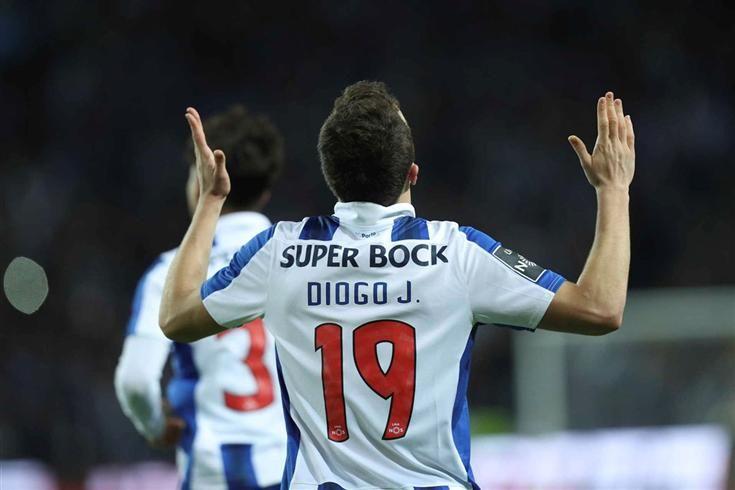 """Diogo Jota: """"Não deixámos o Benfica respirar"""""""