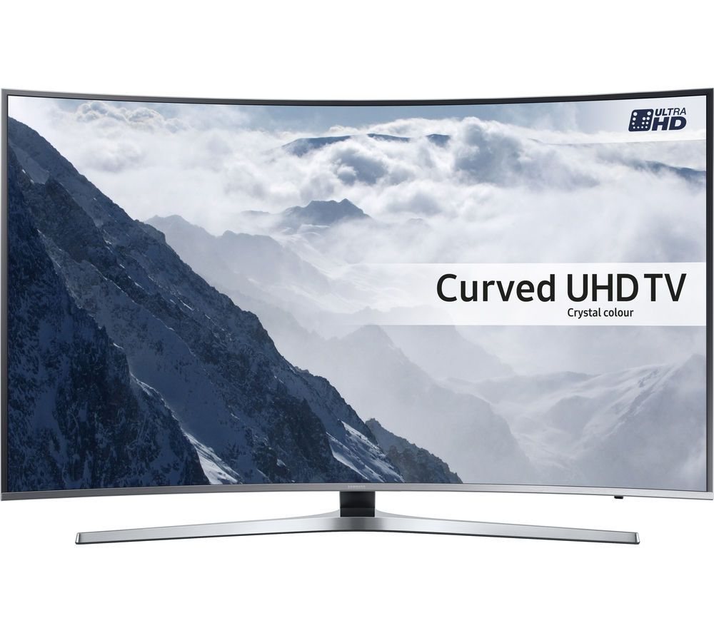 Samsung Flat Screen Tv Price Samsung Ue65ku6680 Smart 4k Ultra Hd Hdr 65