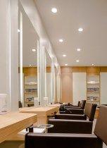 Eclairage Plafond Led Salon De Coiffure Light In Shop Créateur Du0027atmosphère.