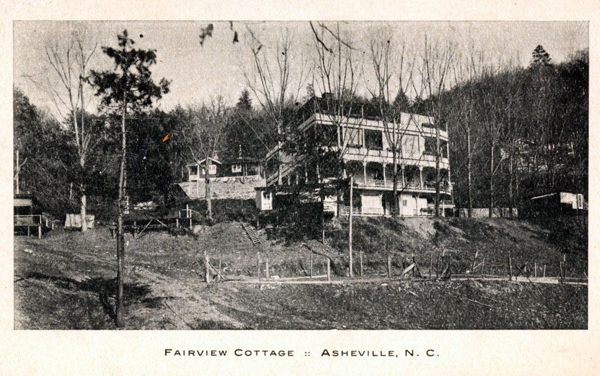 Fairview Cottage Sanatarium Asheville Nc Haunted Prison