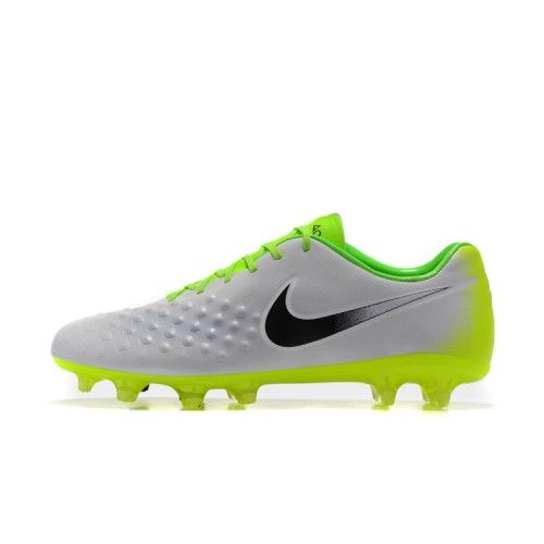 uk availability fab41 e87b2 Nike Magista - Goedkoop Nike Magista Orden II FG Voetbalschoenen Grijs Groen