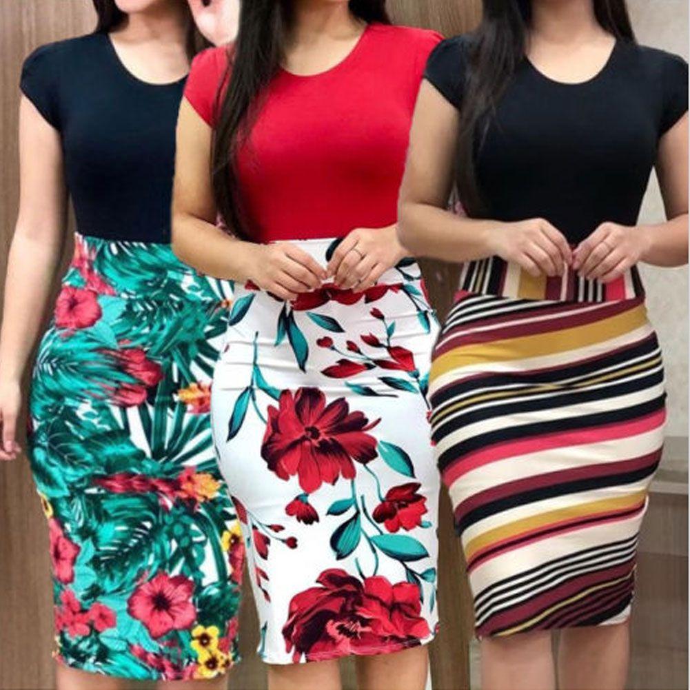 Womens Floral Maxi Dress Short Sleeve Evening Party Summer Beach Short Sundress #shortsundress