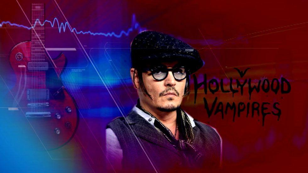Hollywood Vampires Un Supergrupo Con Johnny Deep A La Cabeza Telediario Rtve Es A La Carta Hollywood Rtve Es