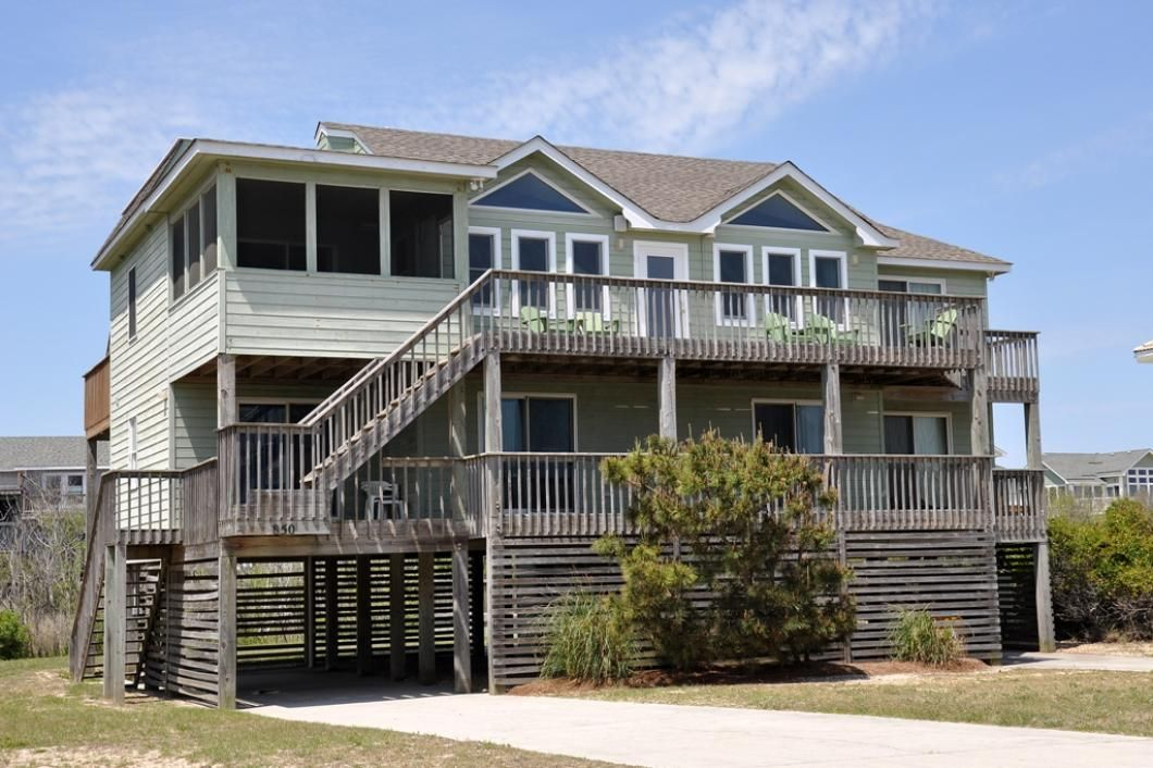 village realty obx outer banks vacation rentals