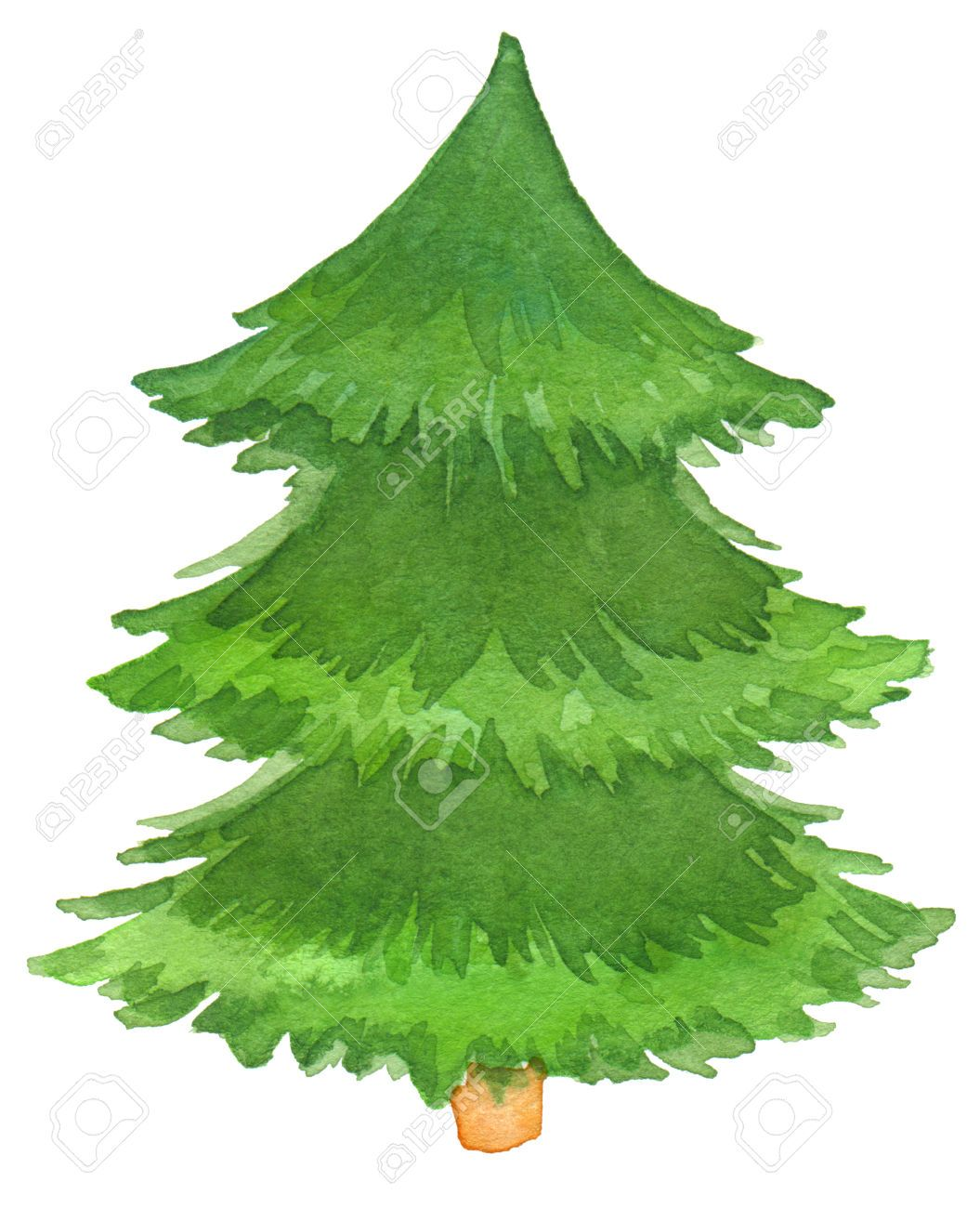 Image result for painted christmas tree | christmas play scenery ...