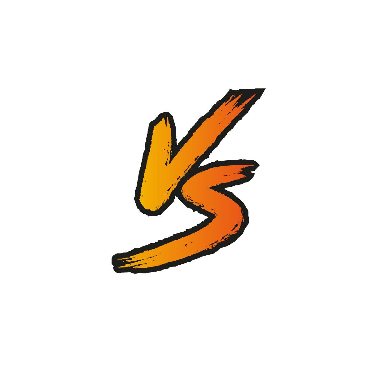 Vs Versus Letter Logo Battle Letter Logo Game Logo Design Game Logo