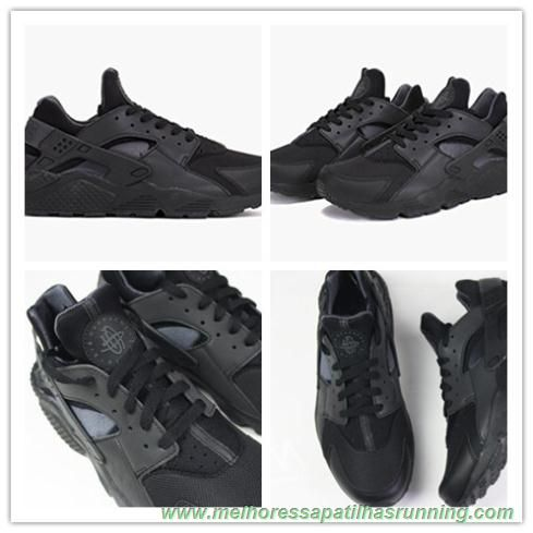 3ffa5e78682 comprar tenis online Nike Air HUarache Preto 704830-002 Masculino ...