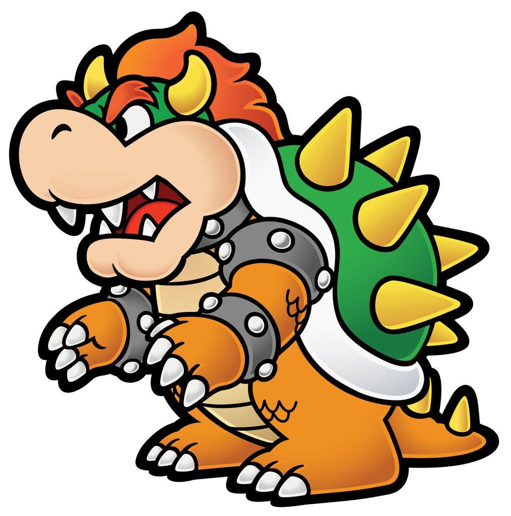 Bowser | Mario bros, Bowser and Nintendo