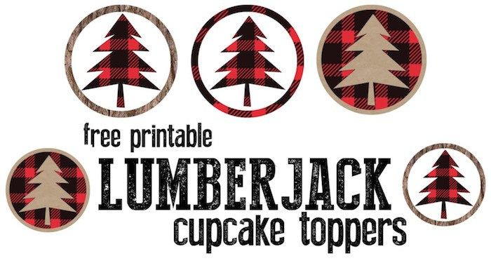 Lumberjack Party Free Printables | Paper Trail Design ...