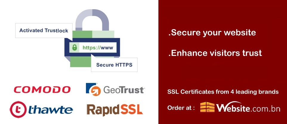 Website Is Now A Reseller For Comodo Thawte Rapidssl And