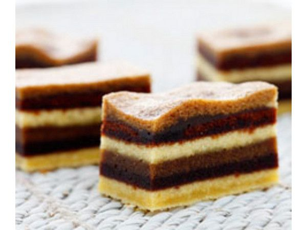 Steamed Coffee Layer Cake Recipe Hungrygowhere Singapore Recipe Cake Recipes Layer Cake Recipes Steamed Cake