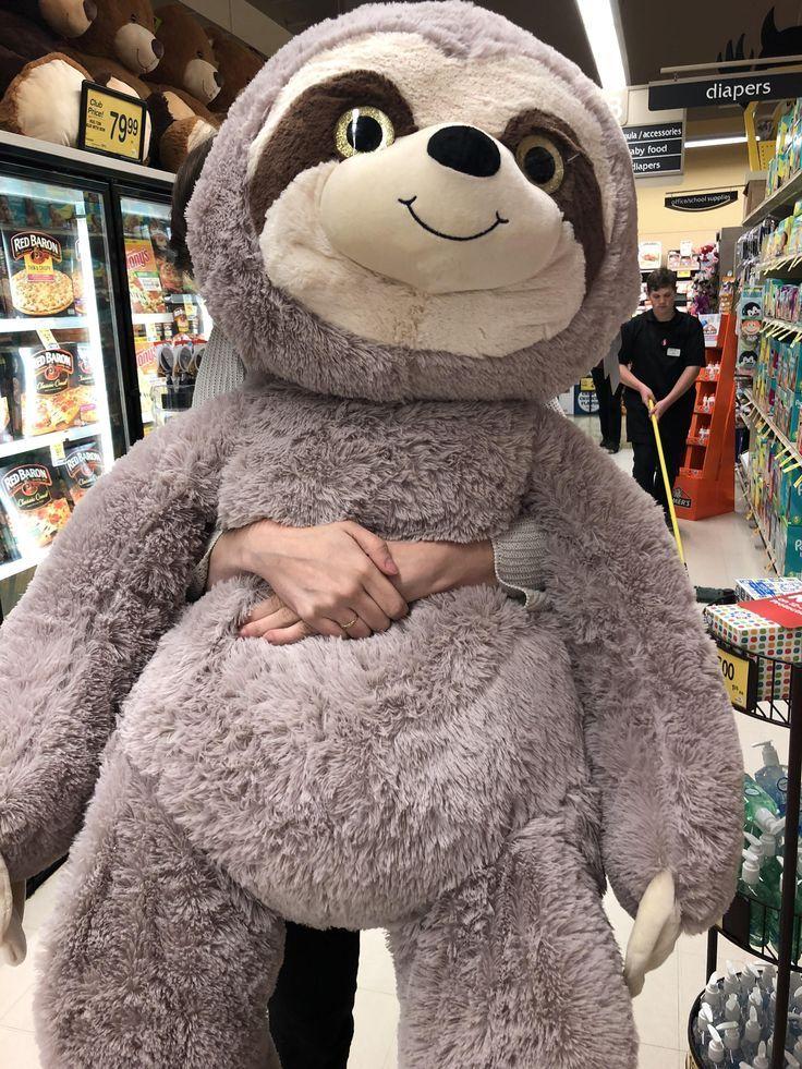 Meine Tochter hat! So ein super Stuffy !!! -  - #Genel #babysloth