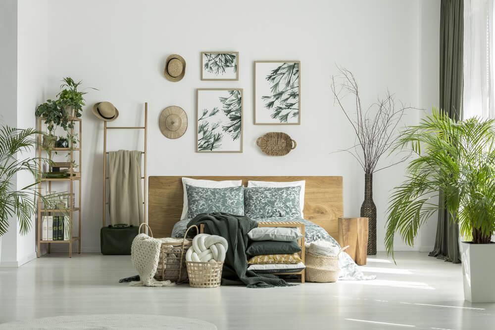 6 Tips Voor Decoratie Boven Je Bed Thuisdecoratie Decoraties Slaapkamer Inspiratie