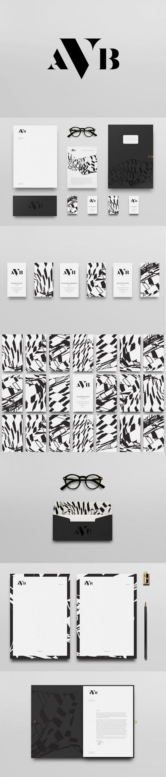 AVB Law Firm Branding by Studio Whiskey & Mentine | Fivestar Branding – Design and Branding Agency & Inspiration Gallery