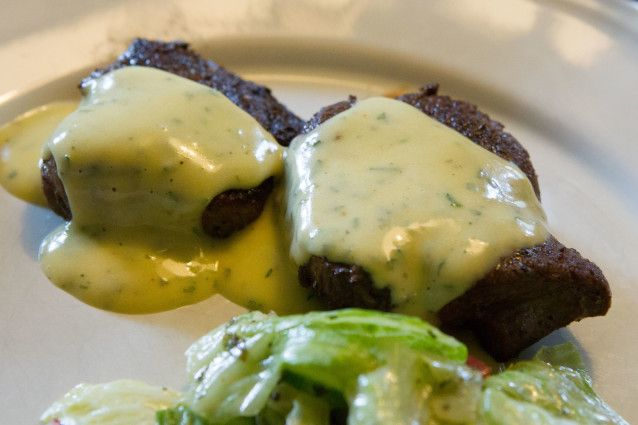 A Simplified, Delicious Bearnaise Sauce Recipe.
