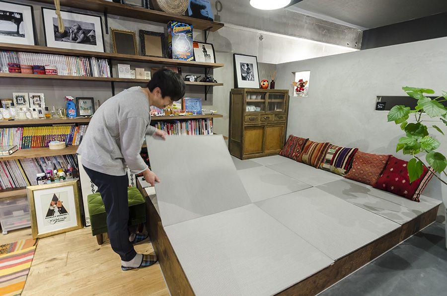 北欧スタイルから西海岸風へ旅する夫婦の新しい暮らし Tokosie ー トコシエ 2020 コンクリート インテリア 造作キッチン 暮らし