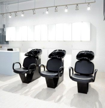 Indra Salon And City Spa With Pure Talent Academy Hair Salon Interior Salon Lighting Salon Interior