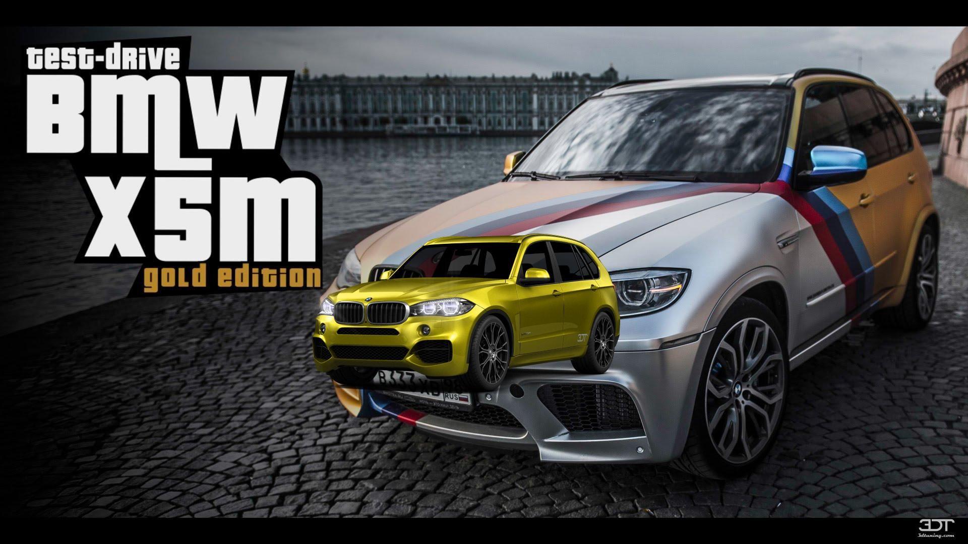 Как вам мой тюнинг BMW X5 2014 на 3DTuning 3dtuning tuning