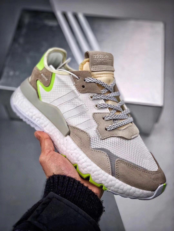 c6460a2c8 ADIDAS BOOST NITE JOGGER 2019 CG6098  MensFashionSneakers