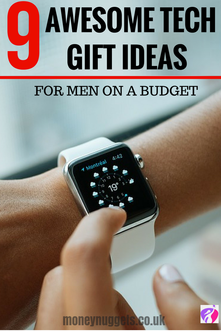 Gift Ideas For Men 9 Awesome Tech Gift Ideas For Men New Gadgets