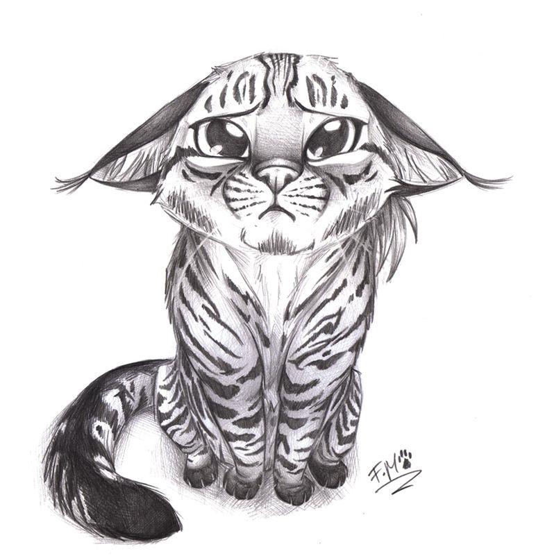paintbrush drawing tumblr. sweet kitten drawing paintbrush tumblr s