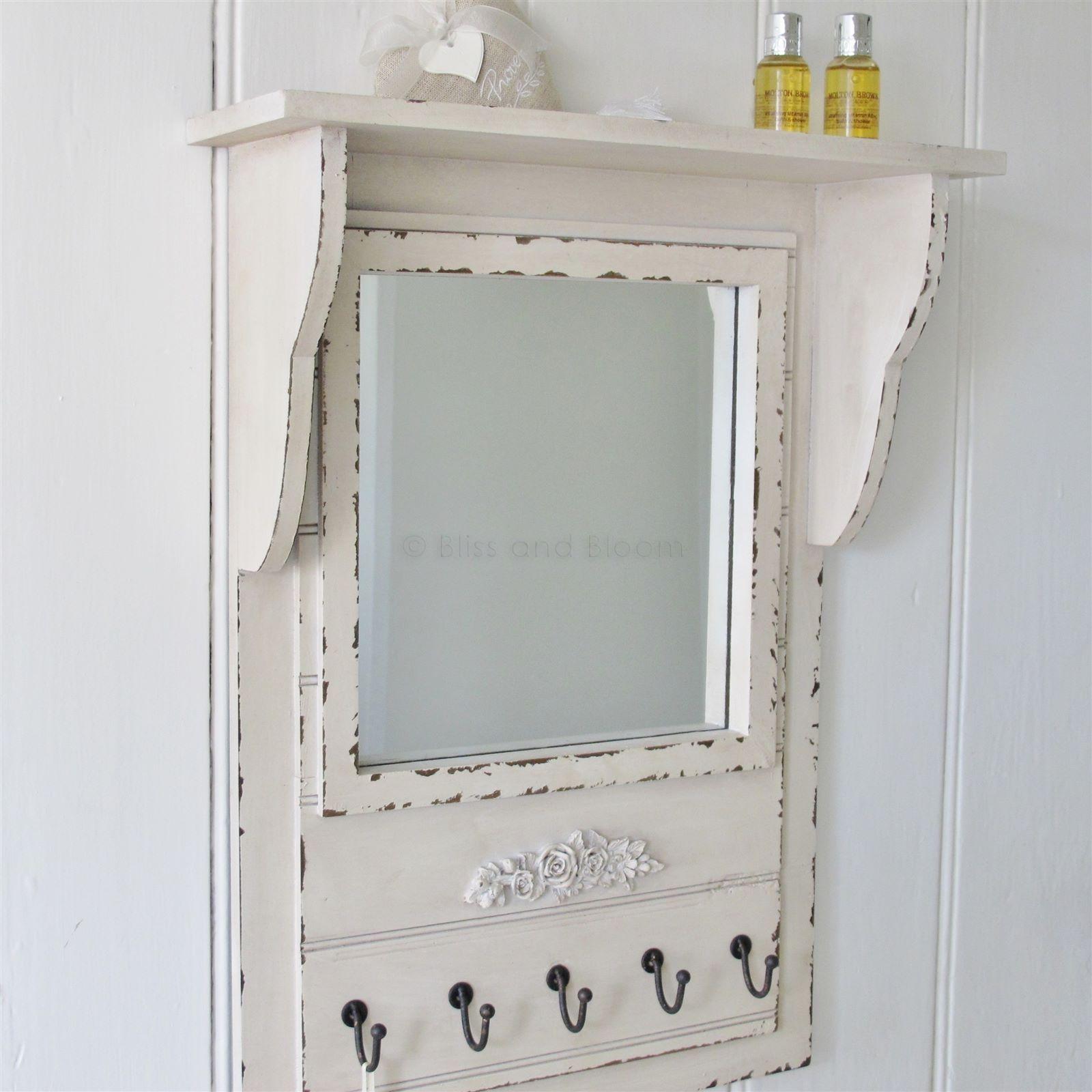 Espresso Wall Mirror With Hooks Httpdrrw Pinterest