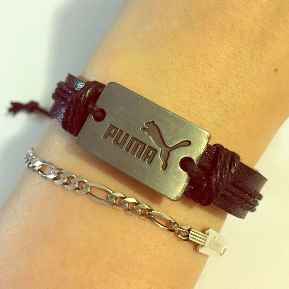 Puma bracelet | Bracelets, Handmade bracelets, Jewelry
