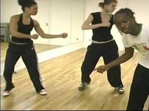 Reggae dance moves