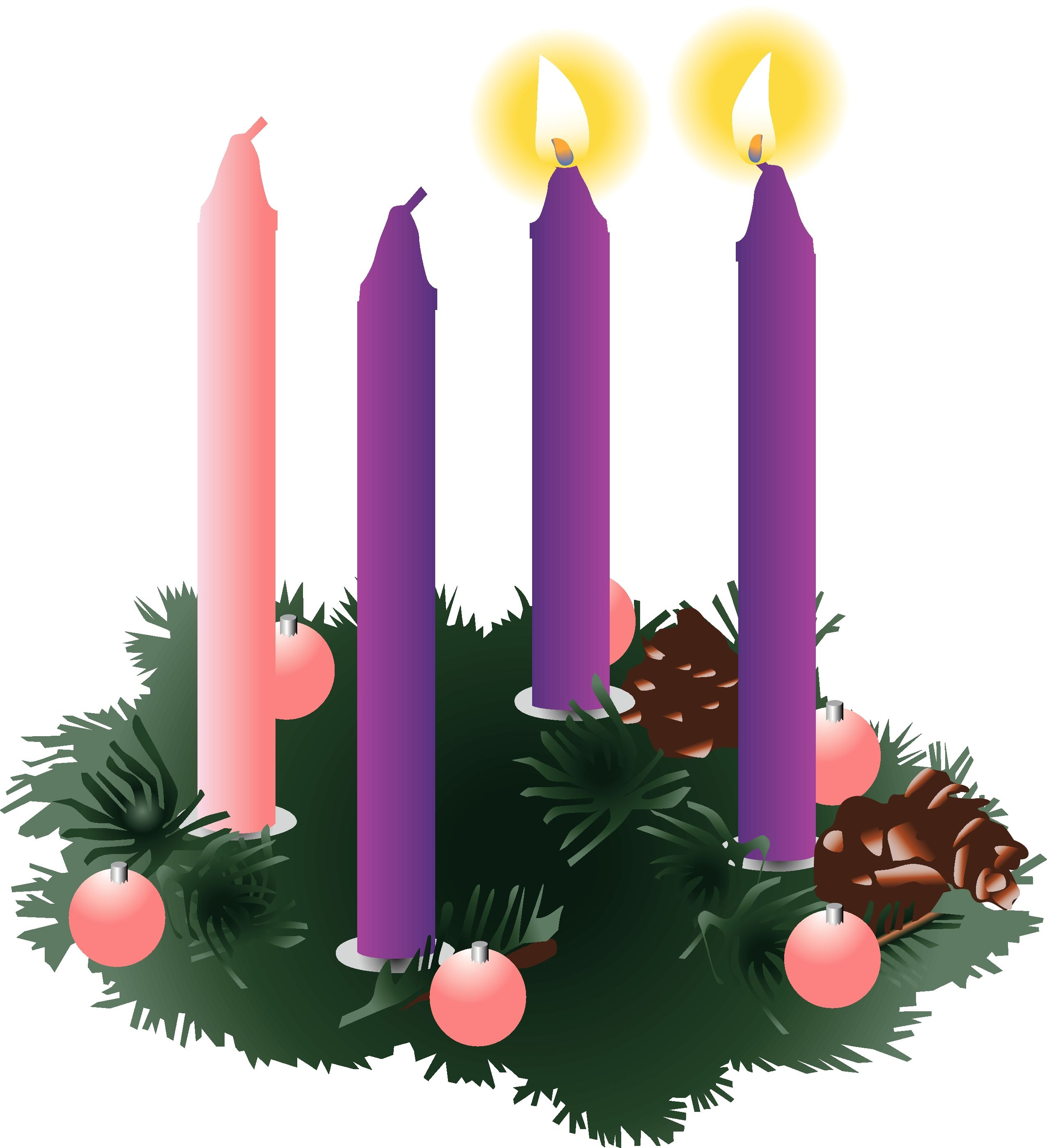 Advent sunday. Pics for second of