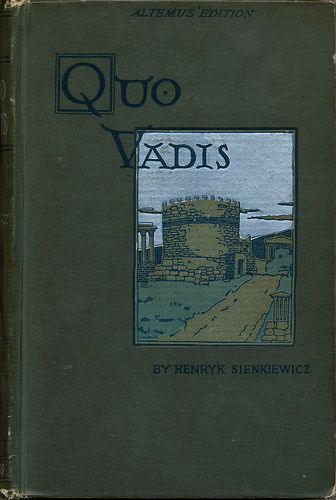 Flickriver Photoset Quo Vadis Illustrations By Dominusvobiscum Favorite Novels Book Worth Reading Novels