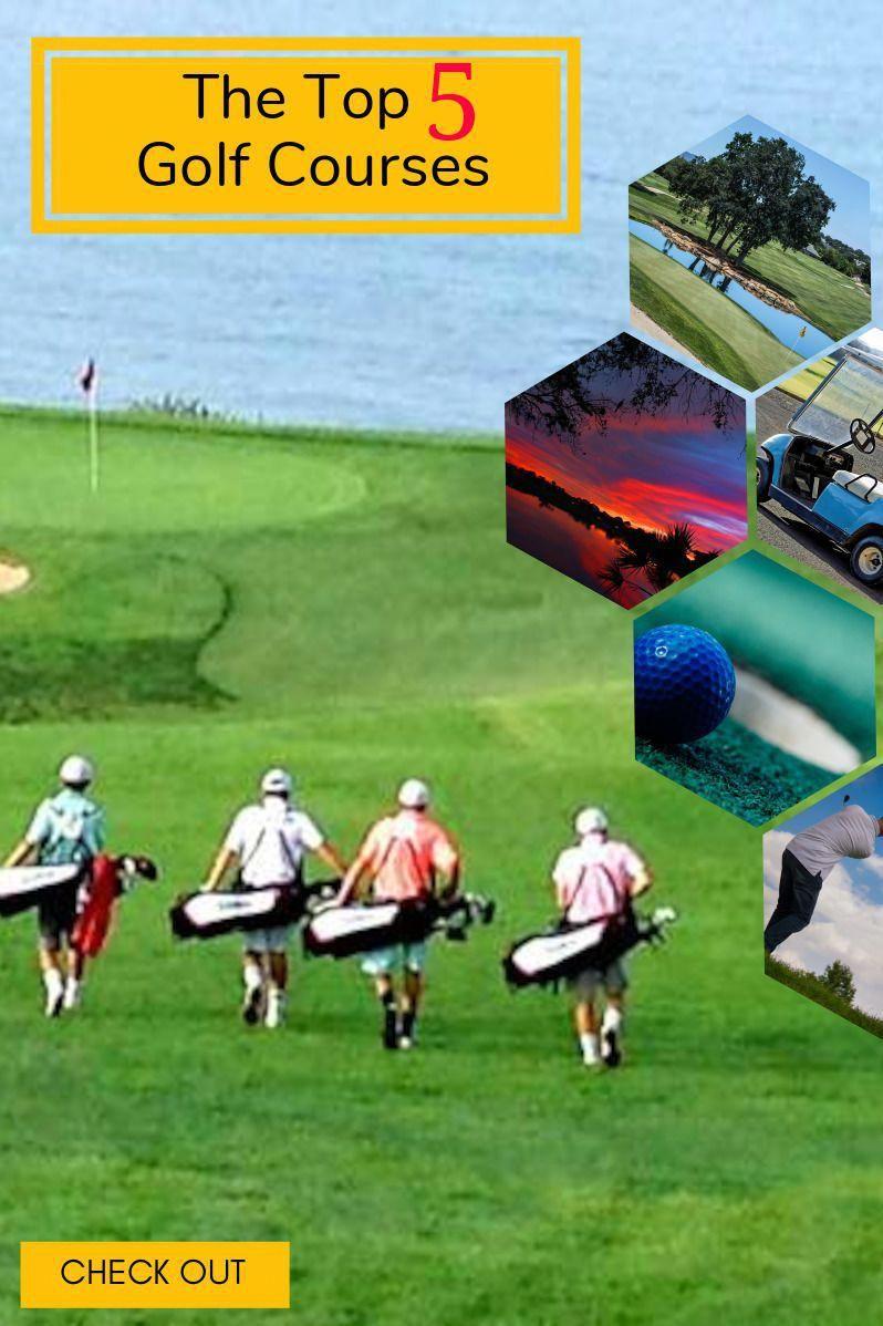 GolfApps Golf, Golf courses, Public golf courses