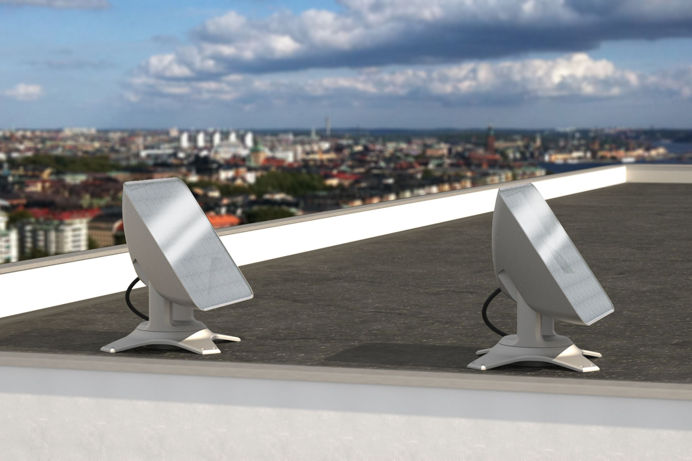 Parans Solar Lighting Concept