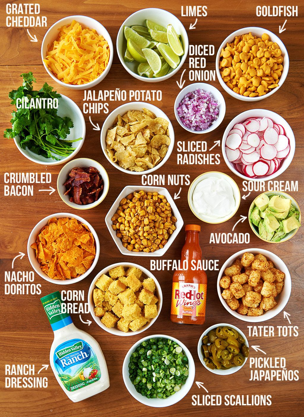 This Epic Chili Bar Is The Easiest Party You'll Ever Throw ...