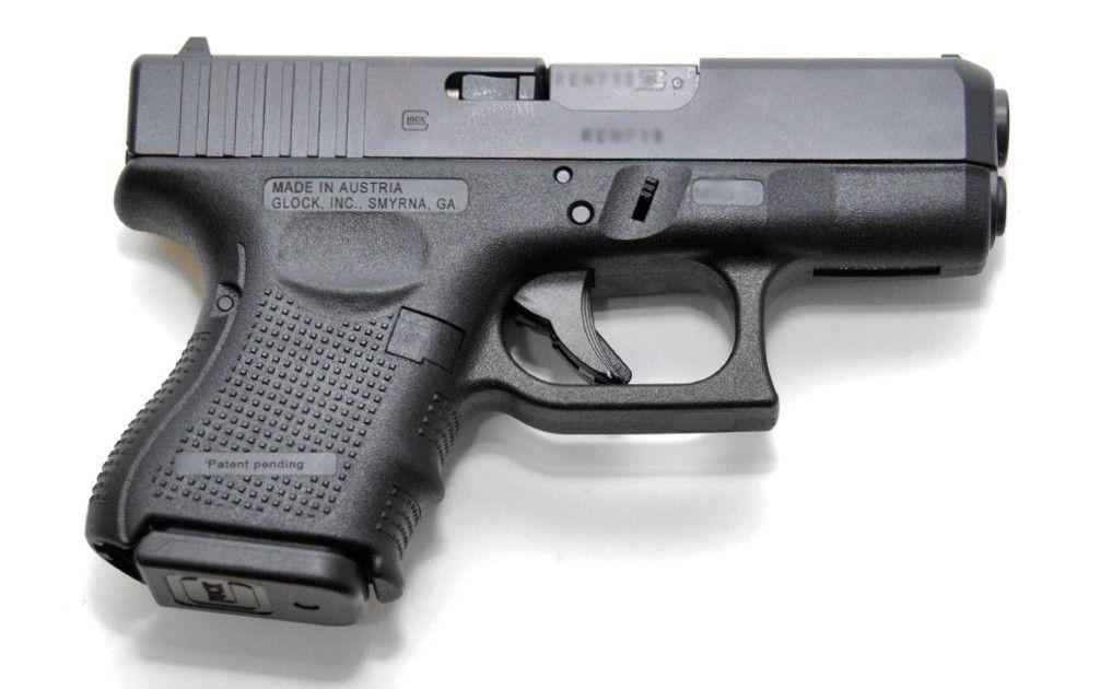 Glock 26 Gen 4 9mm 10rd | Top Concealed Carry | Pinterest ...