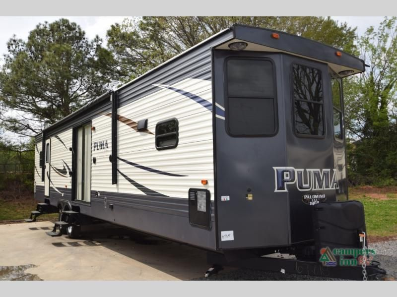 New 2018 Palomino Puma Destination 39 Pfk Destination Trailer At
