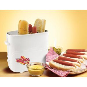 Hot Dog maker.